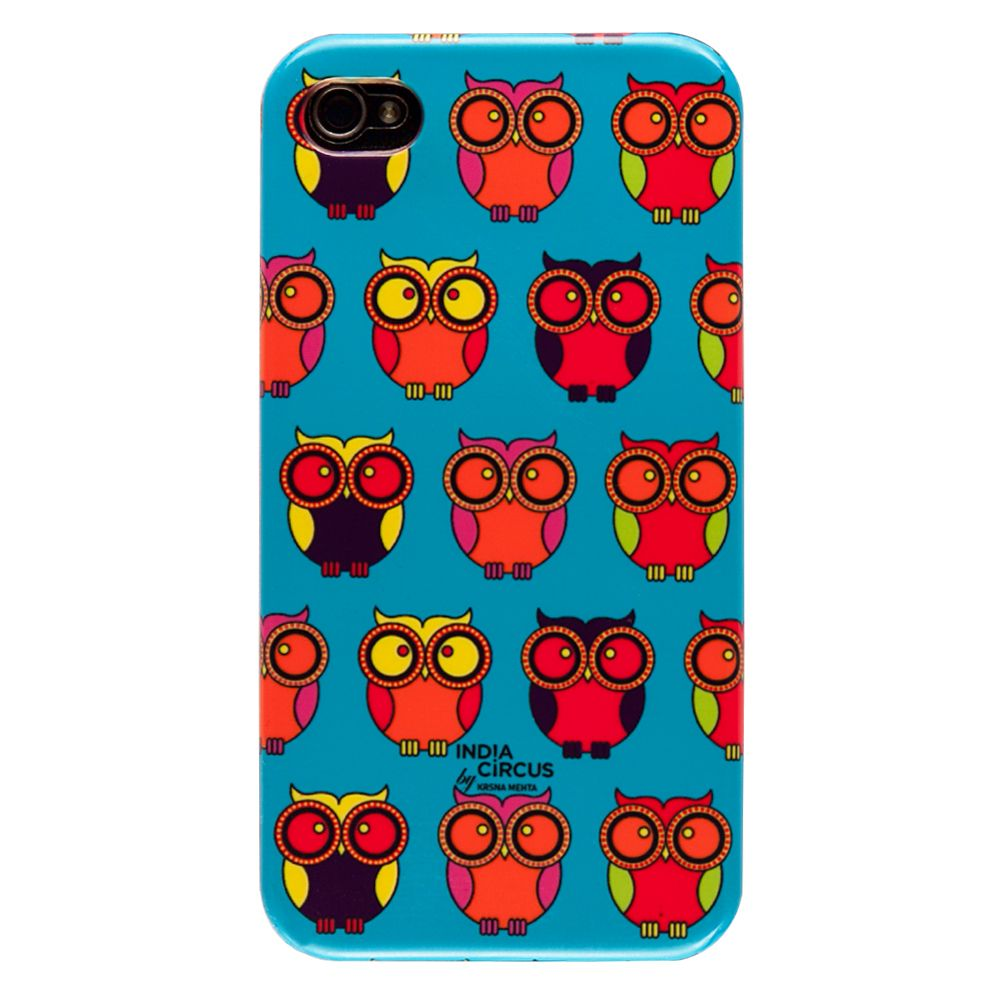 Owl Howl iPhone 4/4s Cover