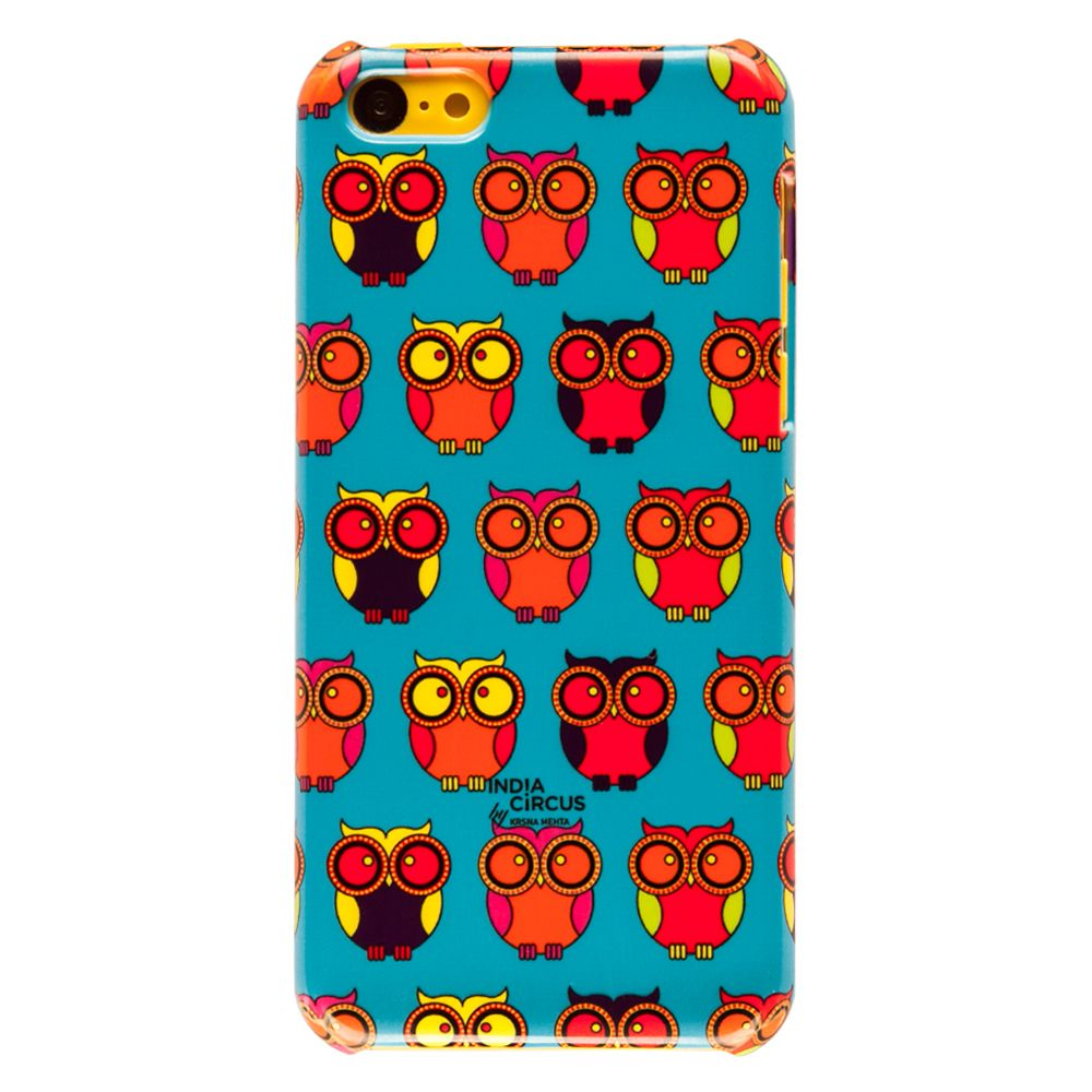 Owl Howl iPhone 5C Cover