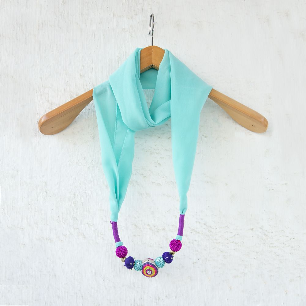 Sea Jewel Stole