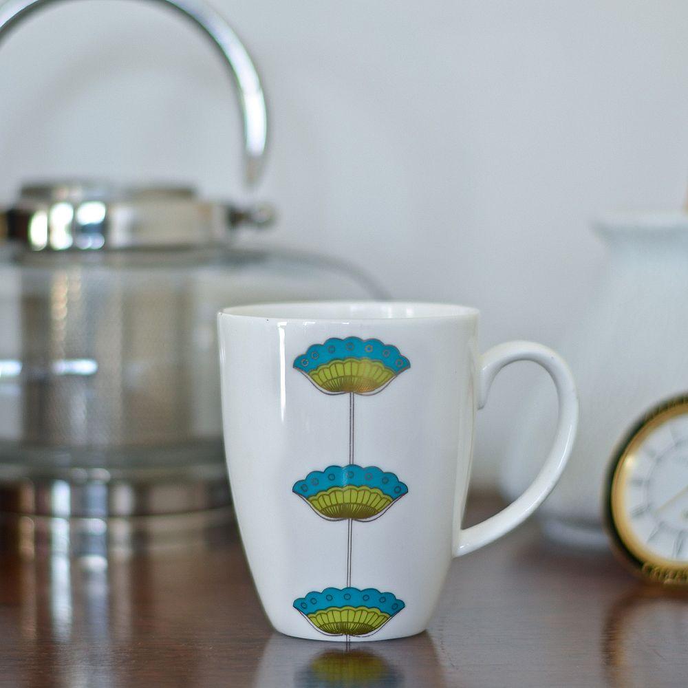 Sea of Coral Coffee Mug