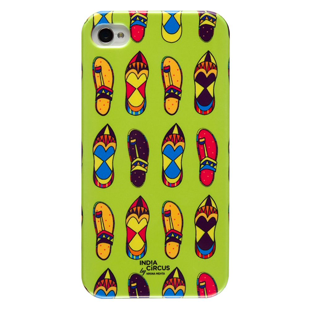 Stunning Slippers iPhone 4/4s Cover