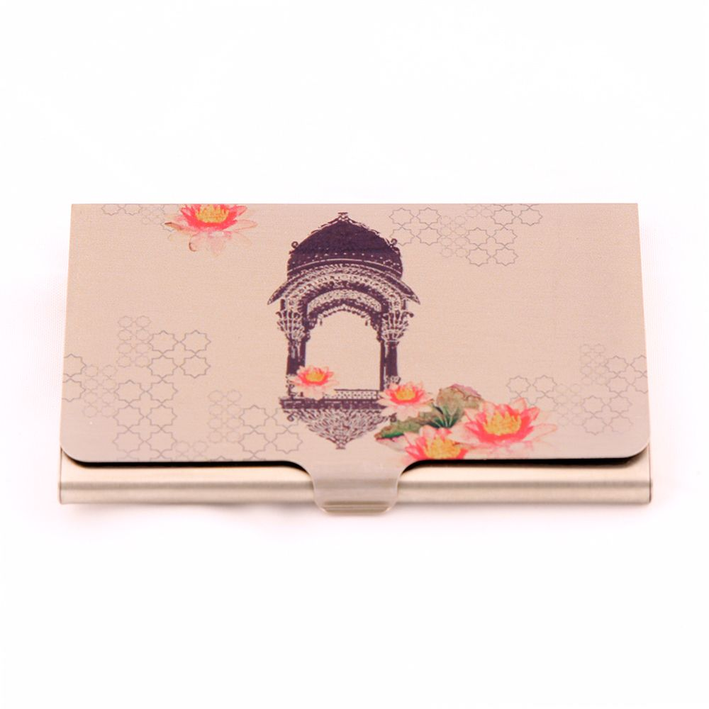 Tamara Lotus Love Visiting Card Holder
