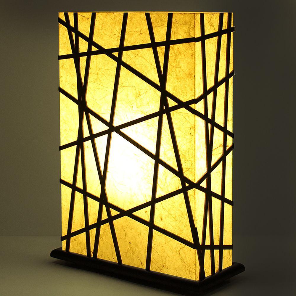 Twilight Geometry Table Lamp