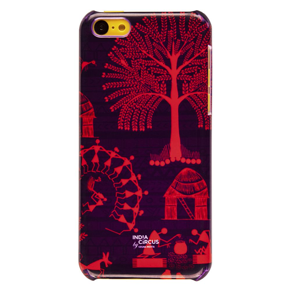 Warli Village iPhone 5C Cover