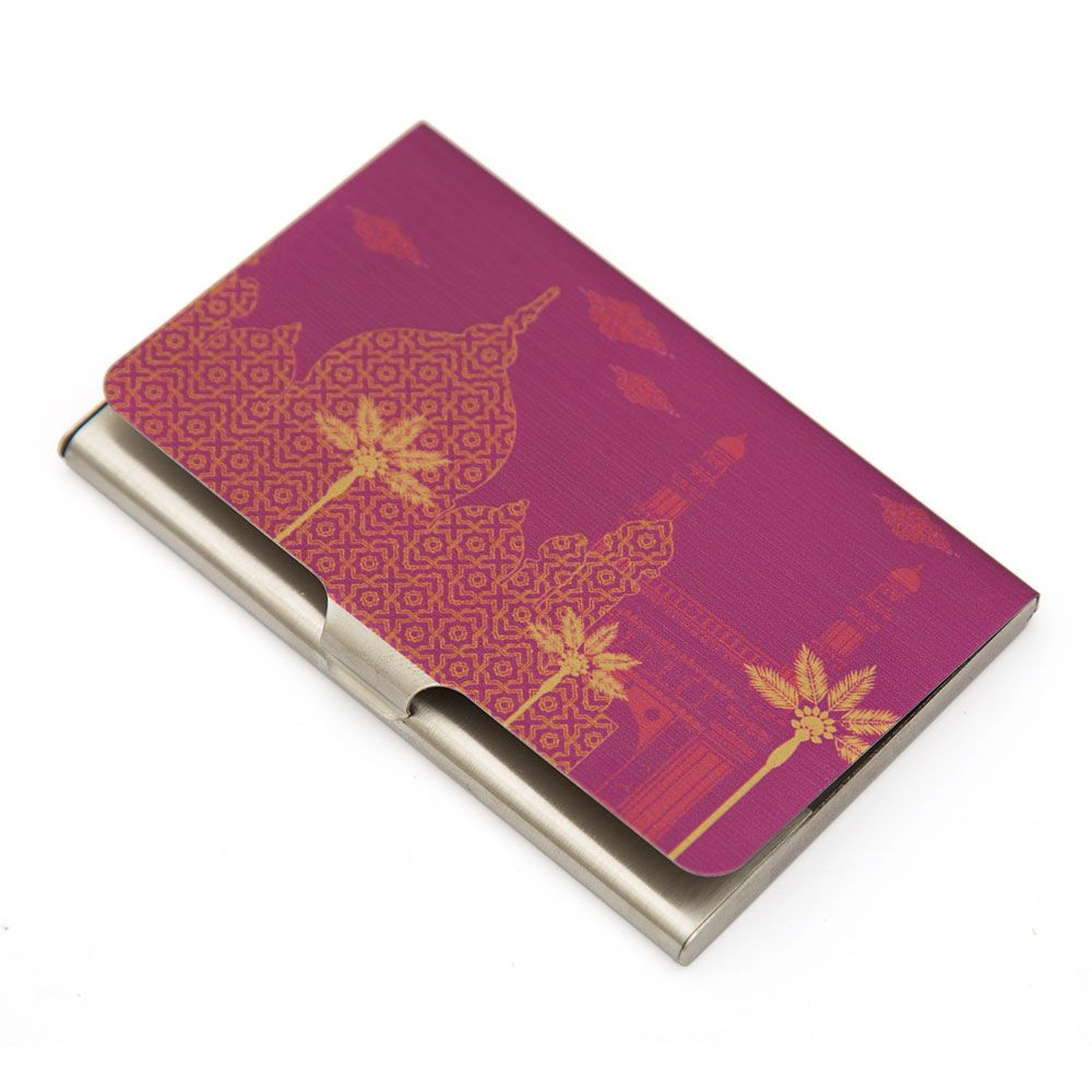 Arabian Enamor Visiting Card Holder