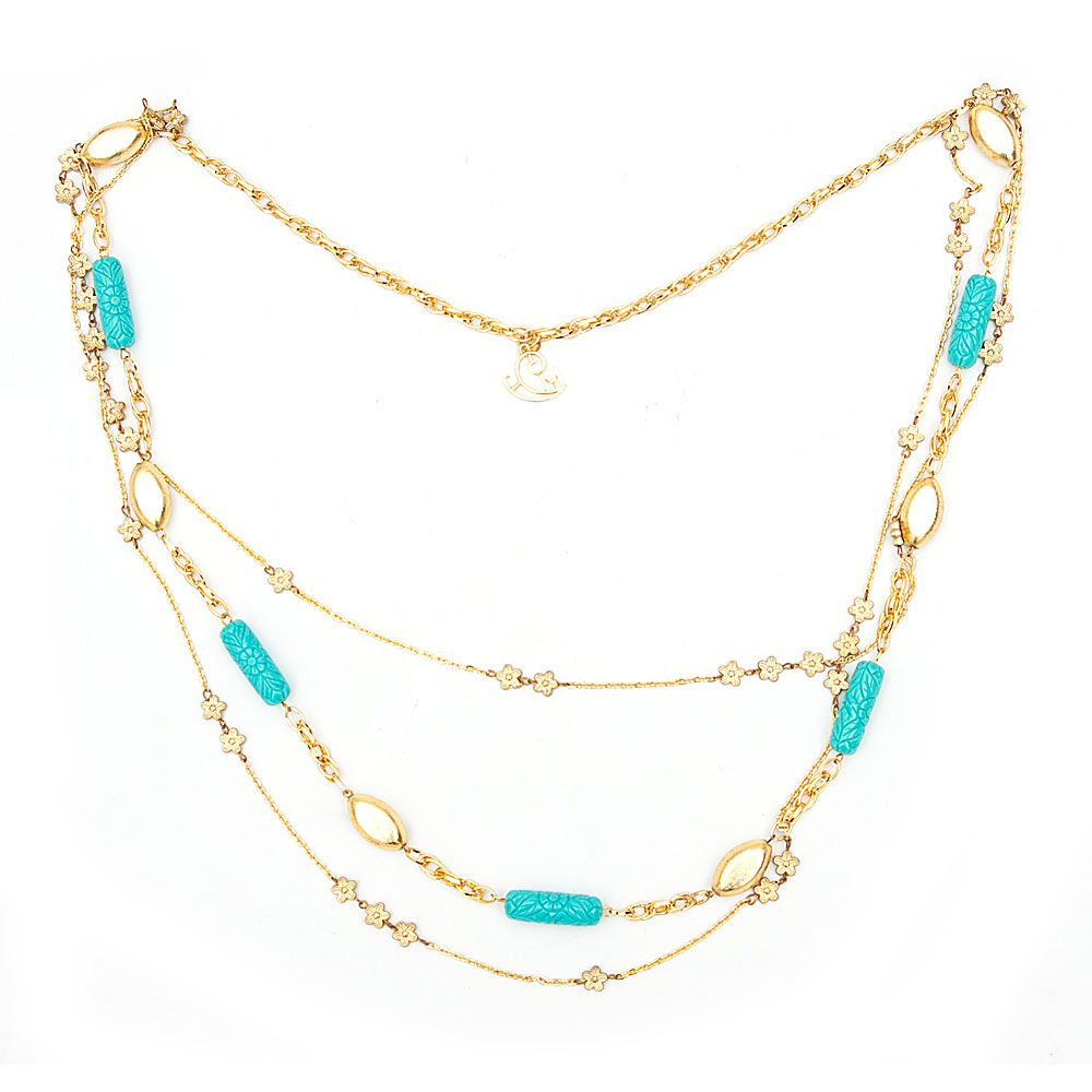 Blue Abyss Necklace