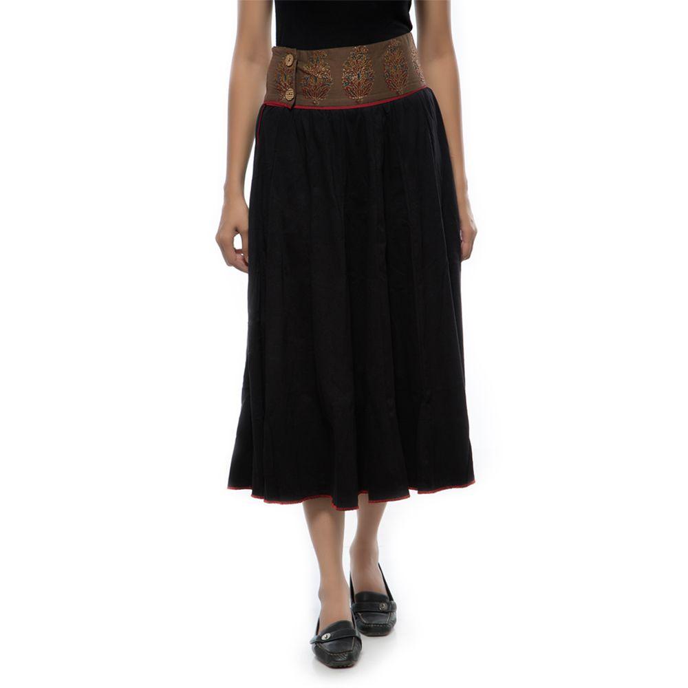 Boho Rock Skirt