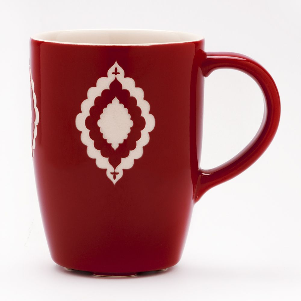 Buti Buzz Engraved Mug