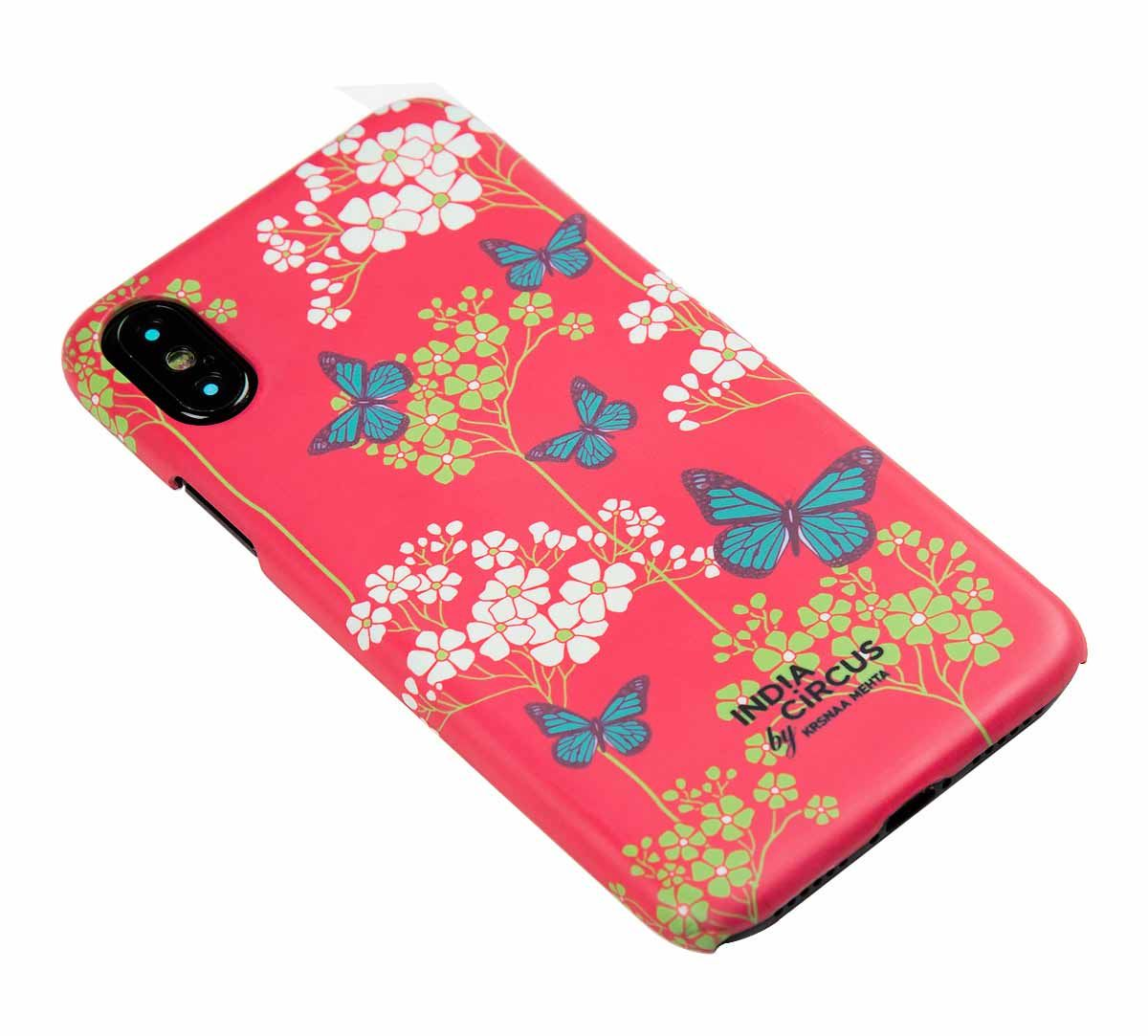 India Circus Butterfly Effect iPhone X Cover