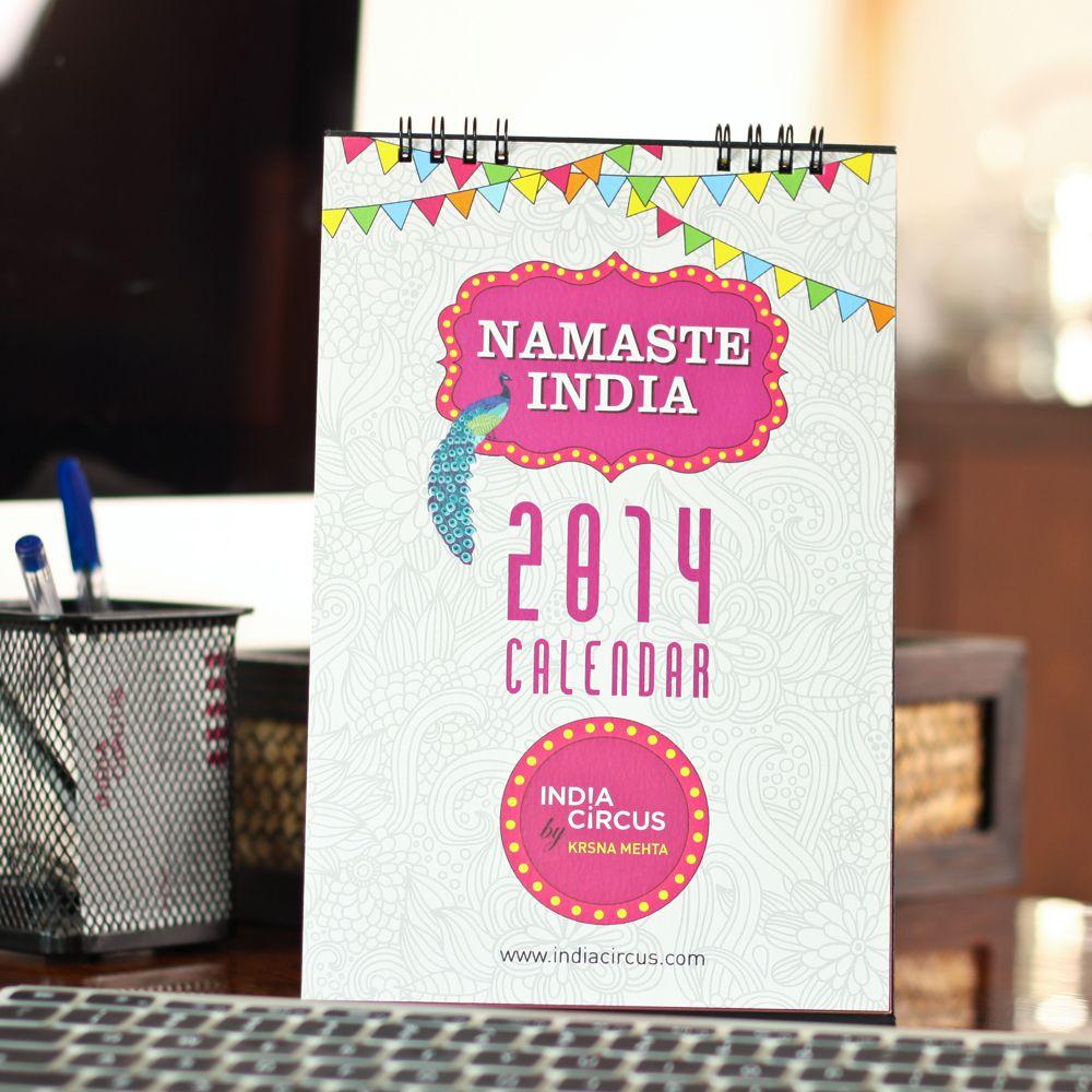 Masala India Calendar
