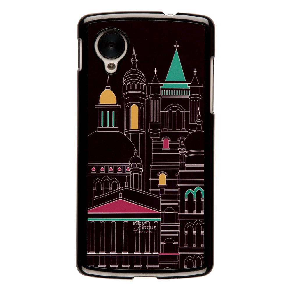 City Castles Google Nexus 5 Cover