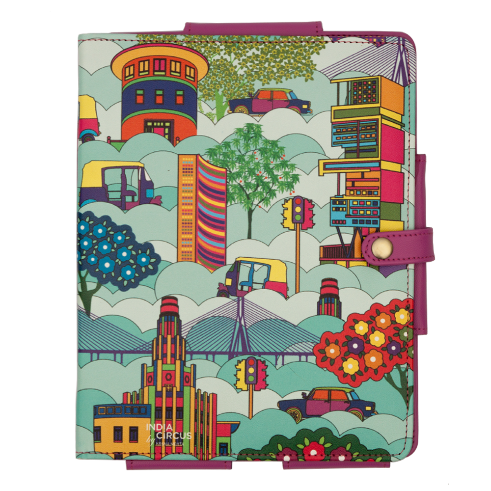 City Fantastic iPad Cover
