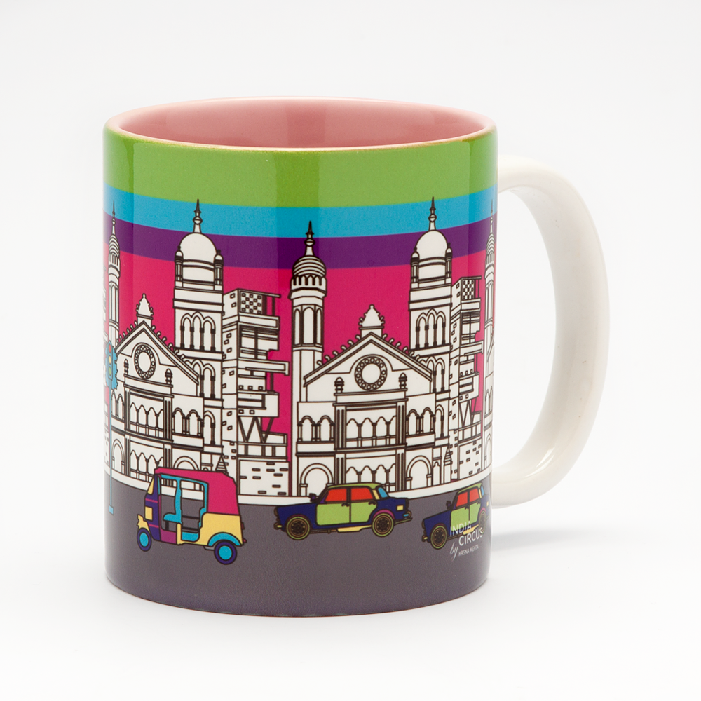 City Grand Colour Mug