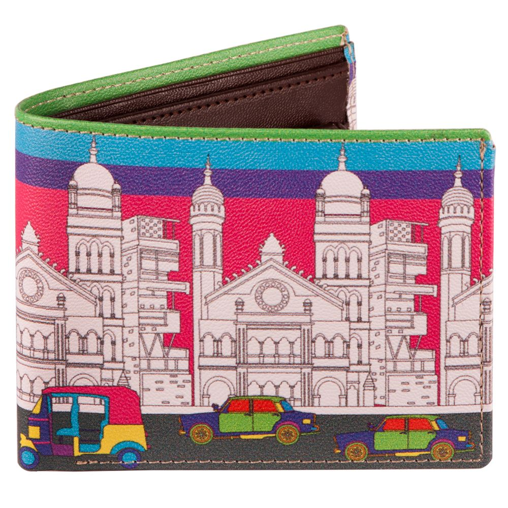 ity Grand Colour Men's Wallet