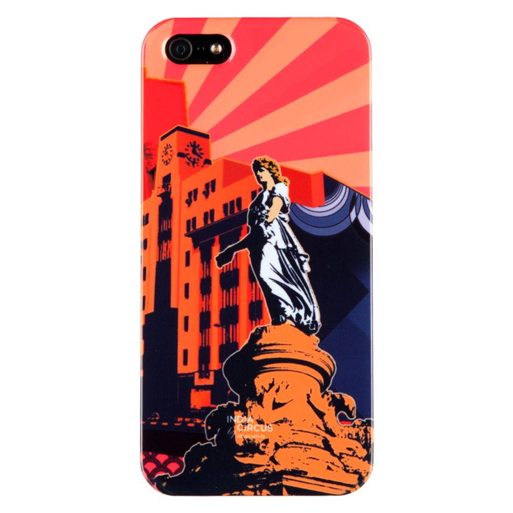 City Nostalgia iPhone 5/5s Cover