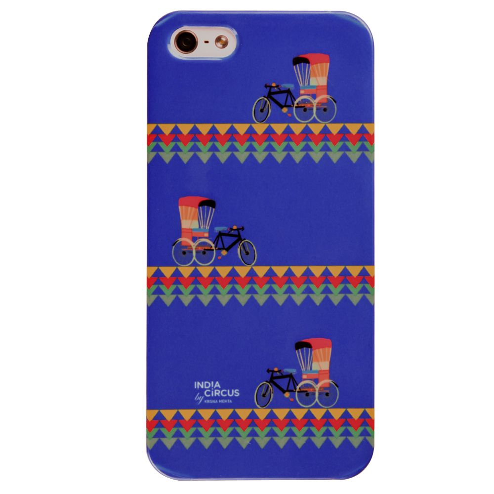 Cycle Ride iPhone 5/5s Cover