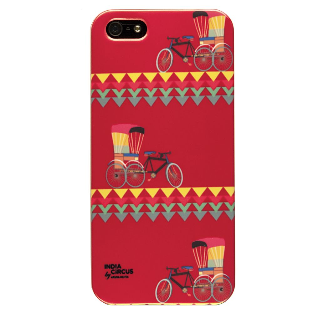 Cycle Ride iPhone 5/5s Case
