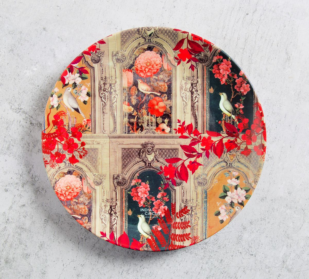 Departed Memoirs 8 inch Decorative and Snacks Platter