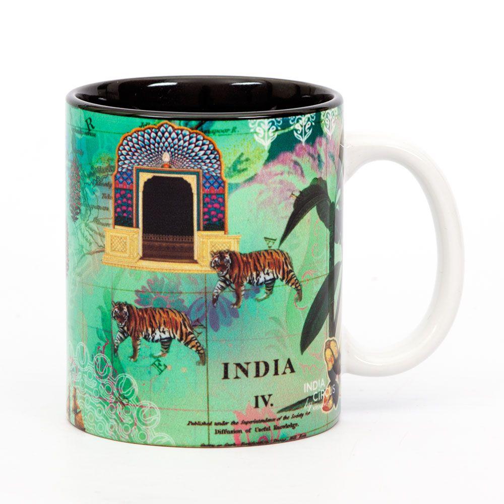 Desi  Wonderland Mug