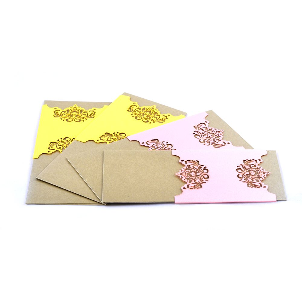 Design Drama Envelope (Set of 4)