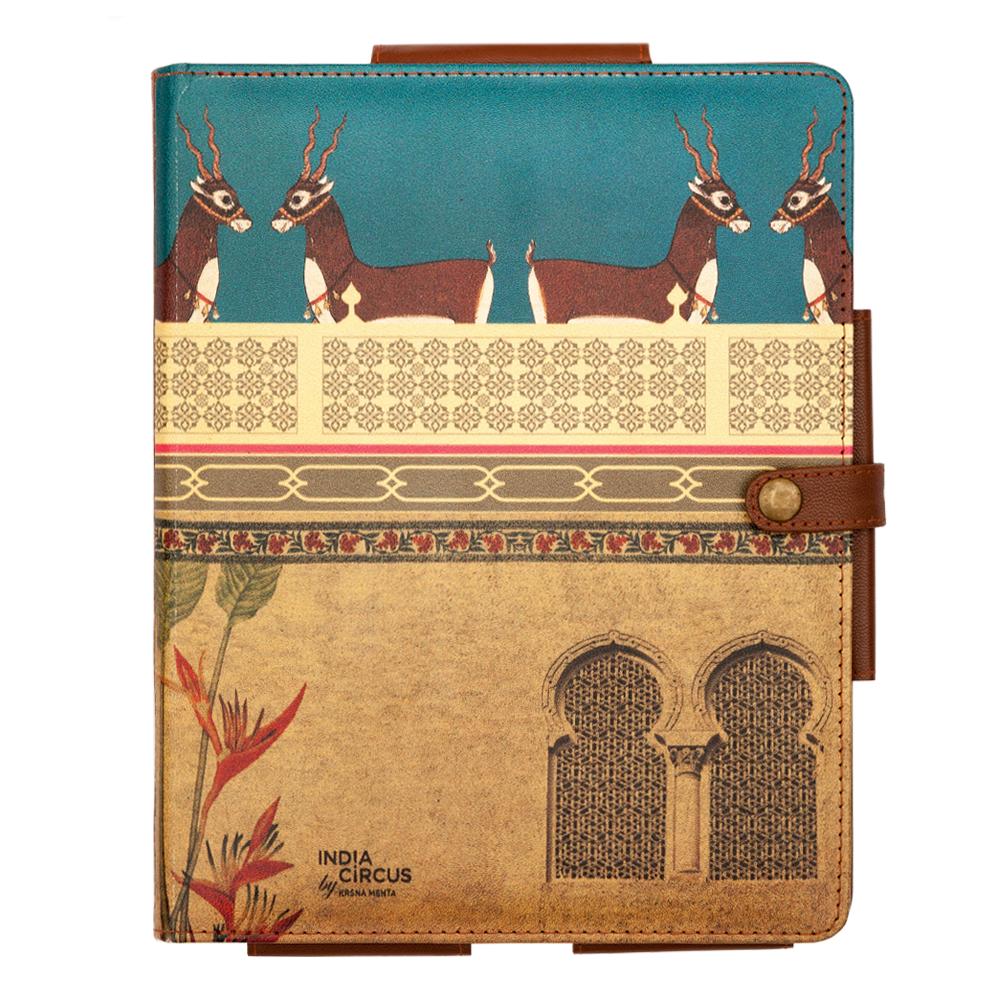 Divine Alacazar iPad Cover