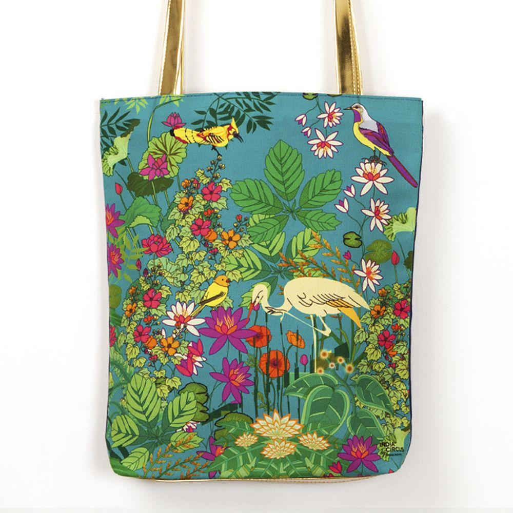 Dream Weaving Jhola Bag