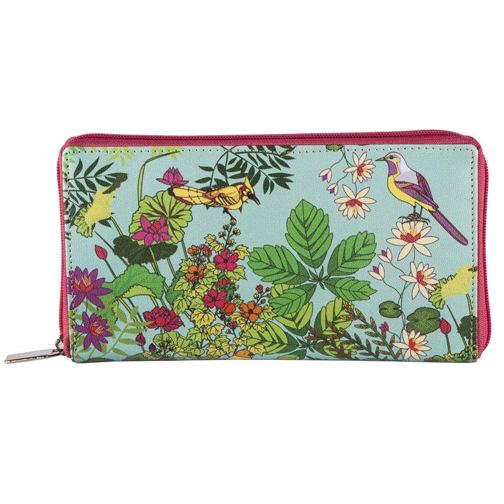Dream Weaving Ladies Zipper Wallet