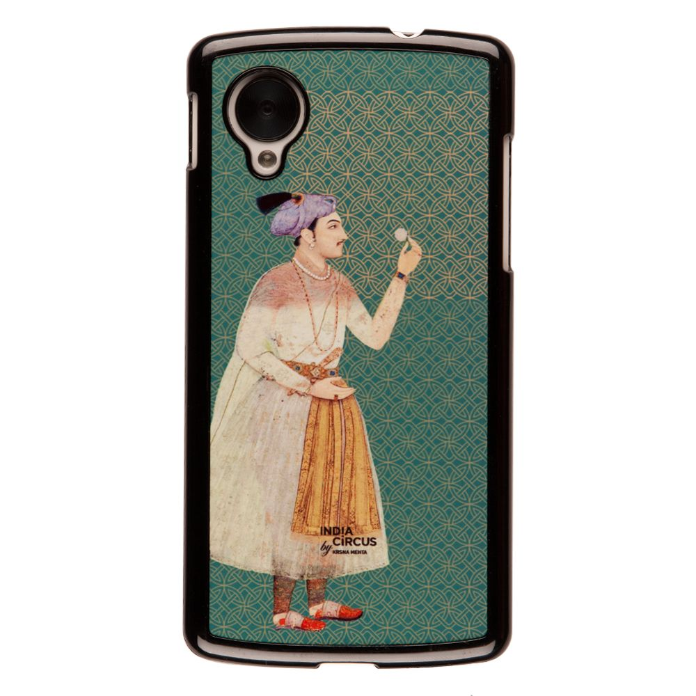 Dreams of the Nawab Google Nexus 5 Cover