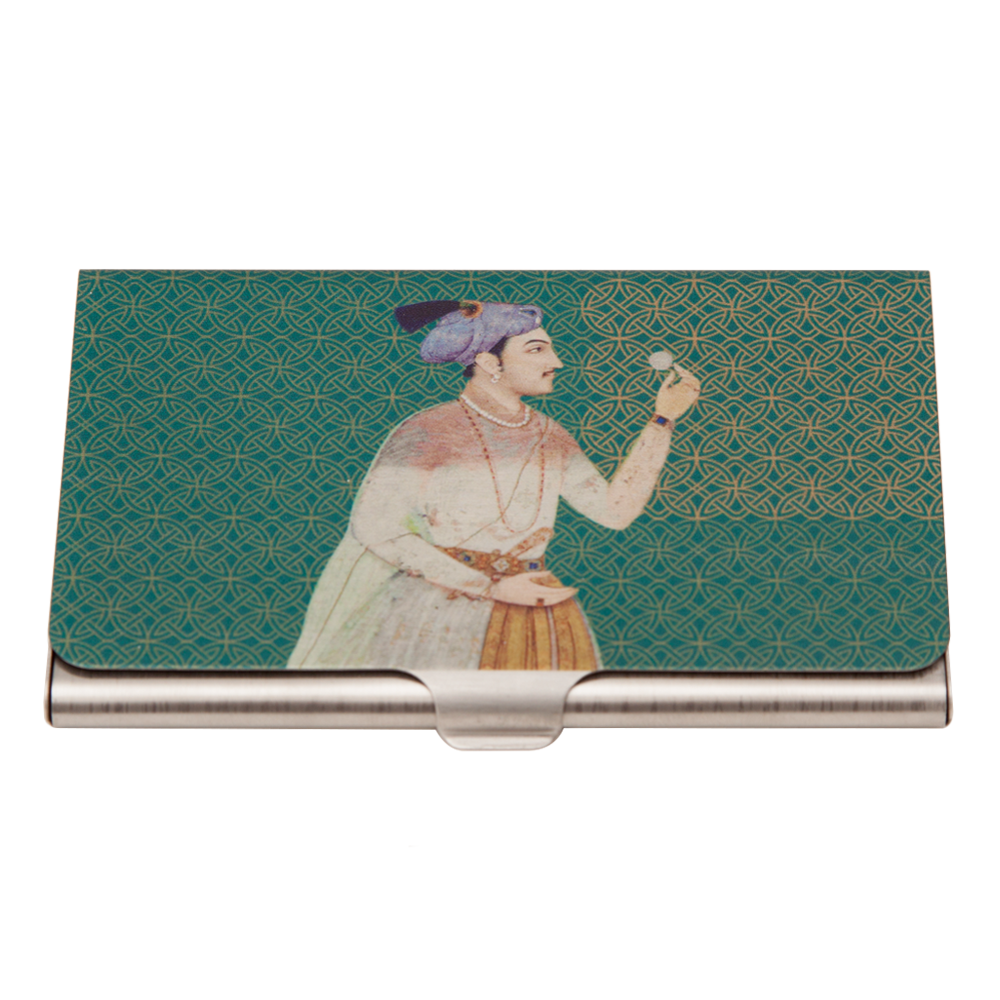 Dreams of the Nawab Visiting Card Holder