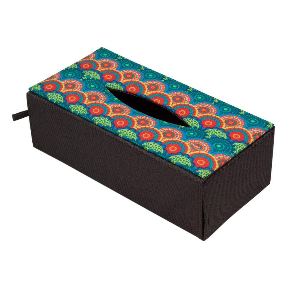 Ecliptic Lei Tissue Box Holder