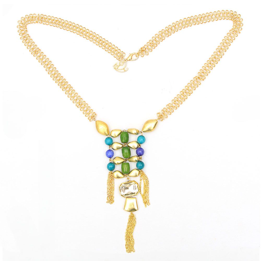 Egyptian Poise Necklace