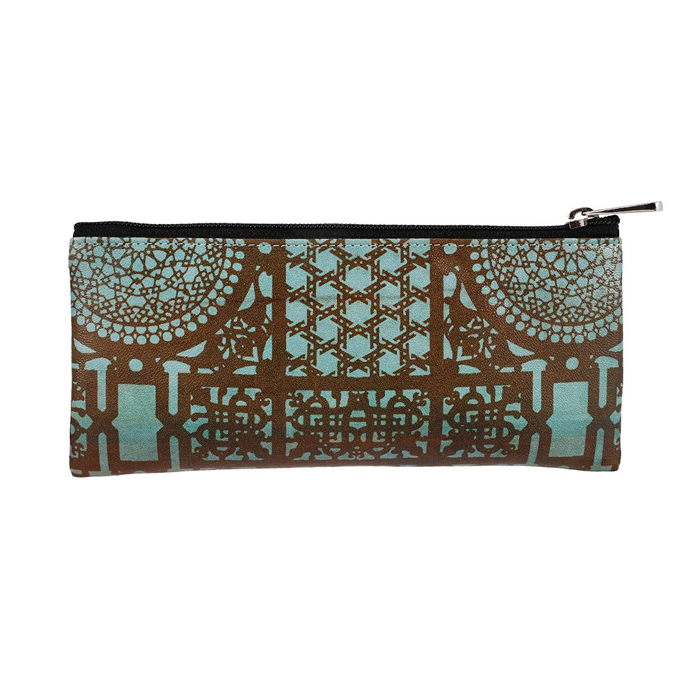 Filigree Labyrinth Small Utility Pouch