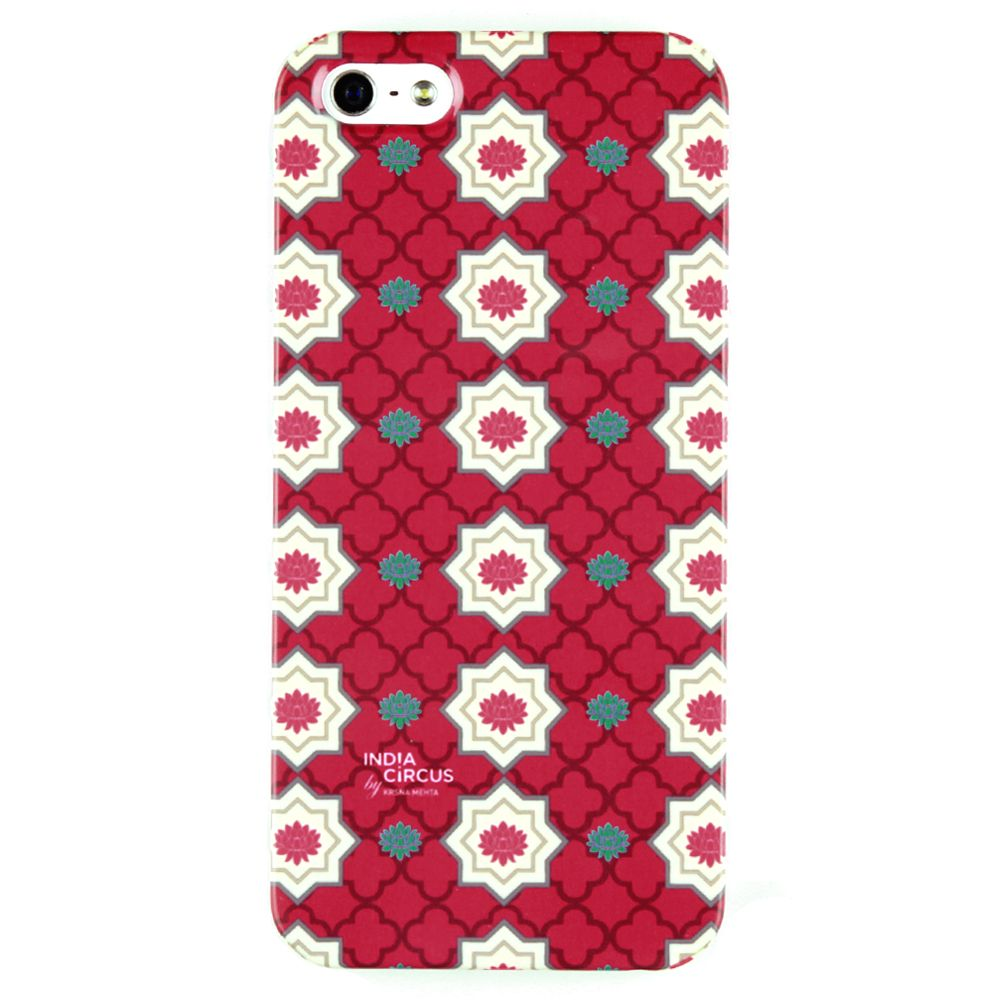 This Floral Bloom iPhone 5/5s Cover
