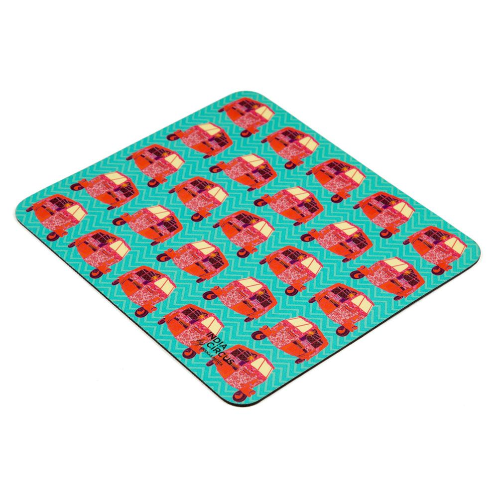Funk on Road Mouse Pad