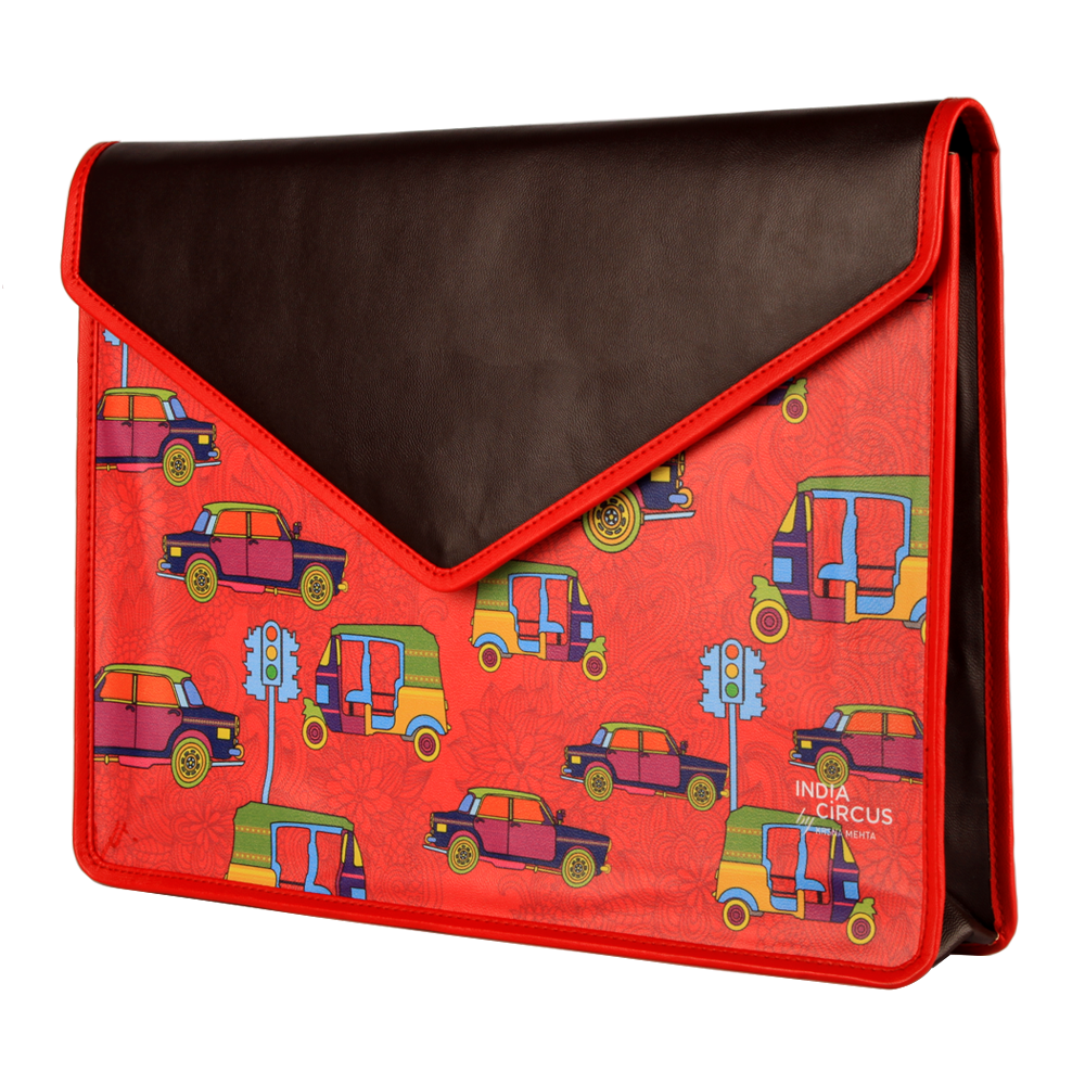 Funky Transport Document Holder