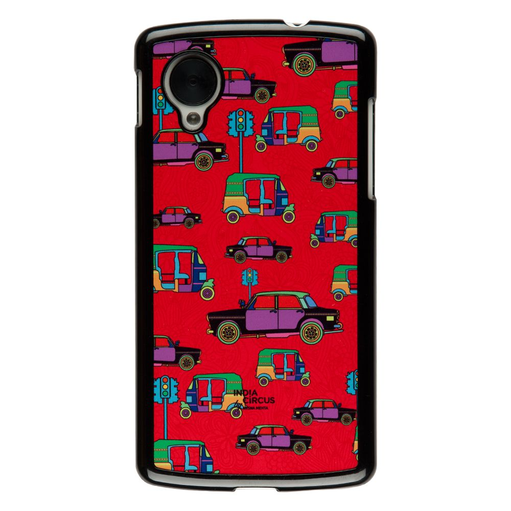 Funky Transport Google Nexus 5 Cover