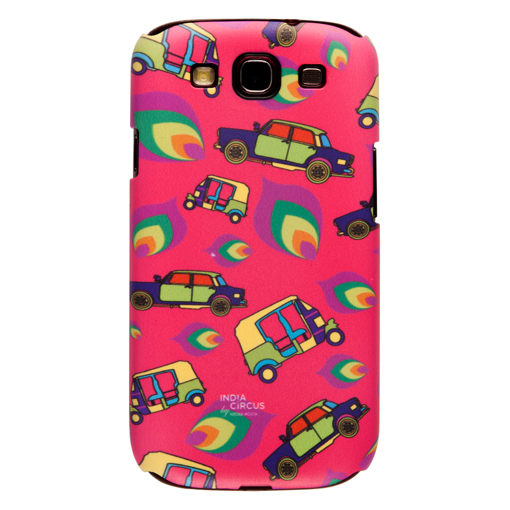 Funky Transport Samsung Galaxy S3 Cover