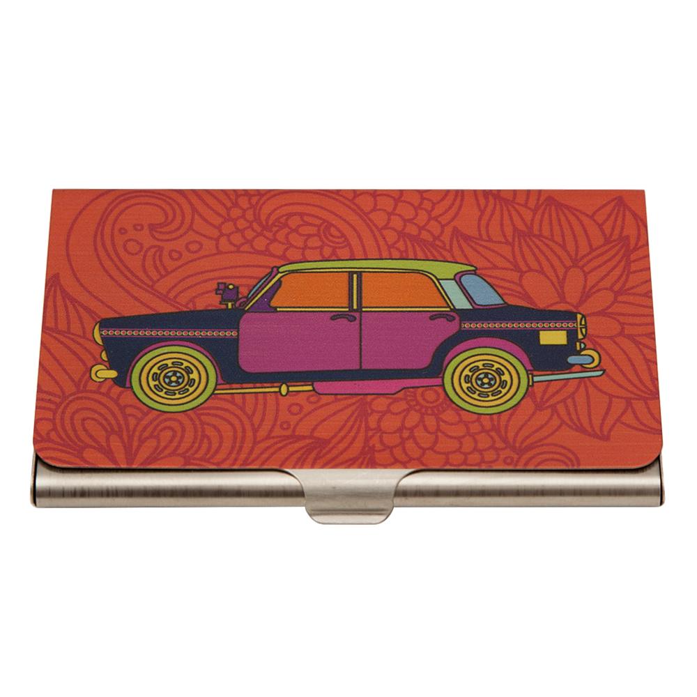 Funky Transport Visiting Card Holder