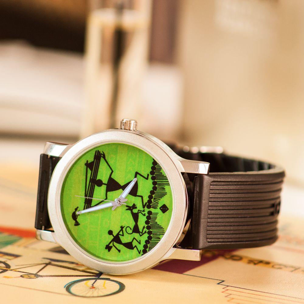 Funky Warli Men's Watch