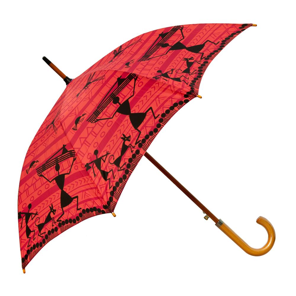 Funky Warli Umbrella