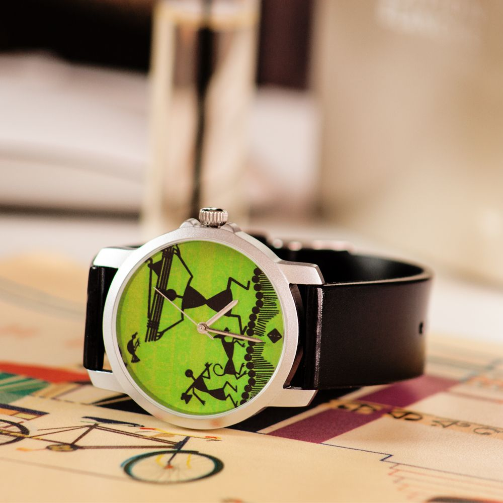 Funky Warli Women's Watch