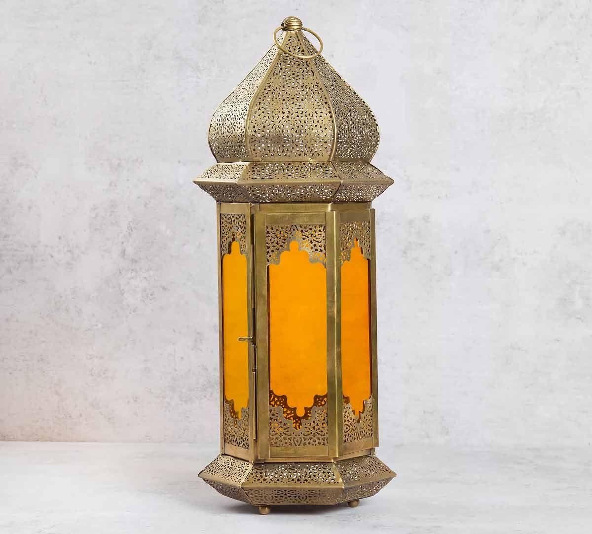 Golden Hamman Lantern