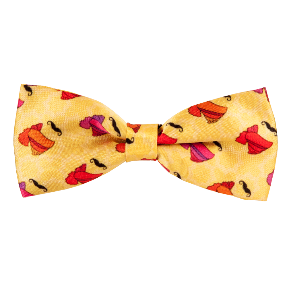 Hipster Singh Bow Tie