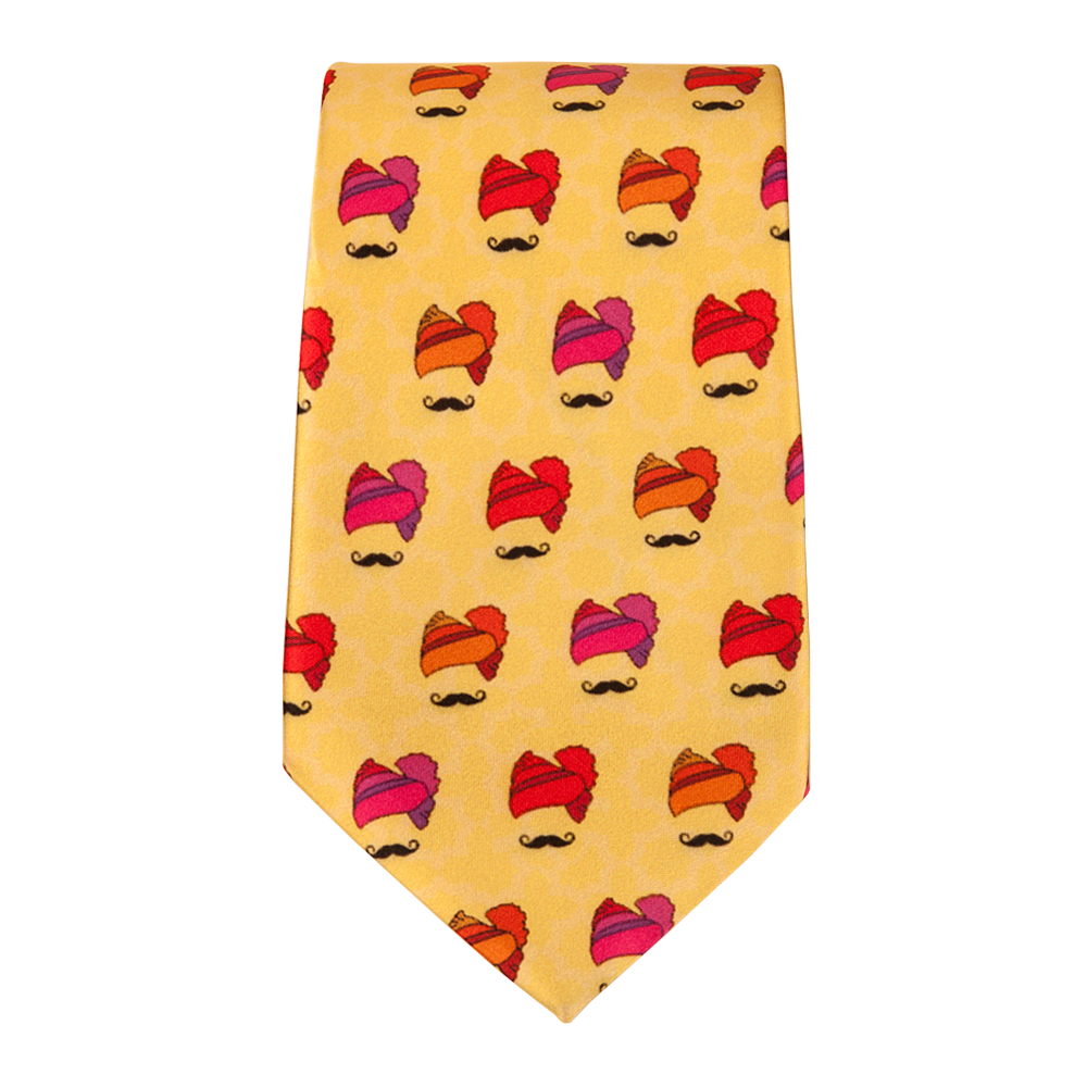 Hipster Singh Tie