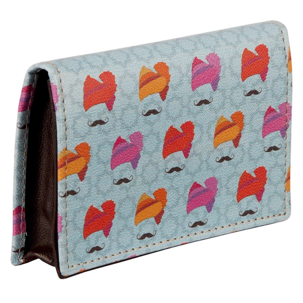 Hipster Singh Visiting Card Pouch