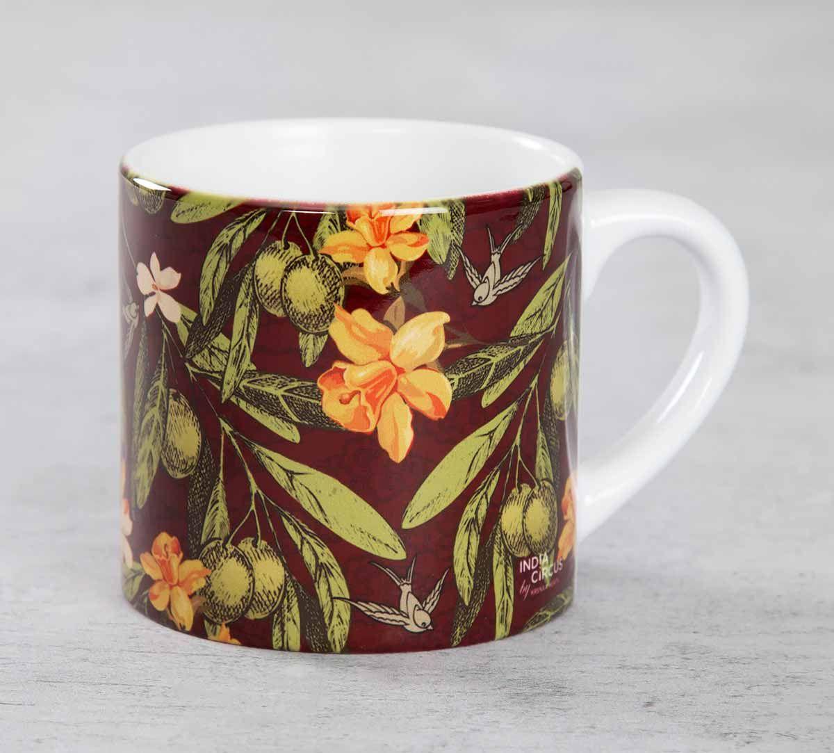 India Circus Hummingbird Hemmingway Espresso Mug