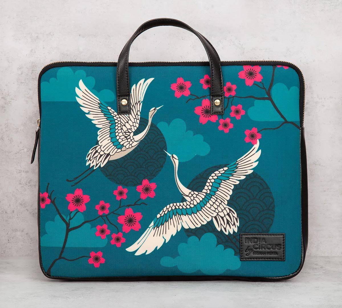 India Circus Aerial Moments Laptop Bag
