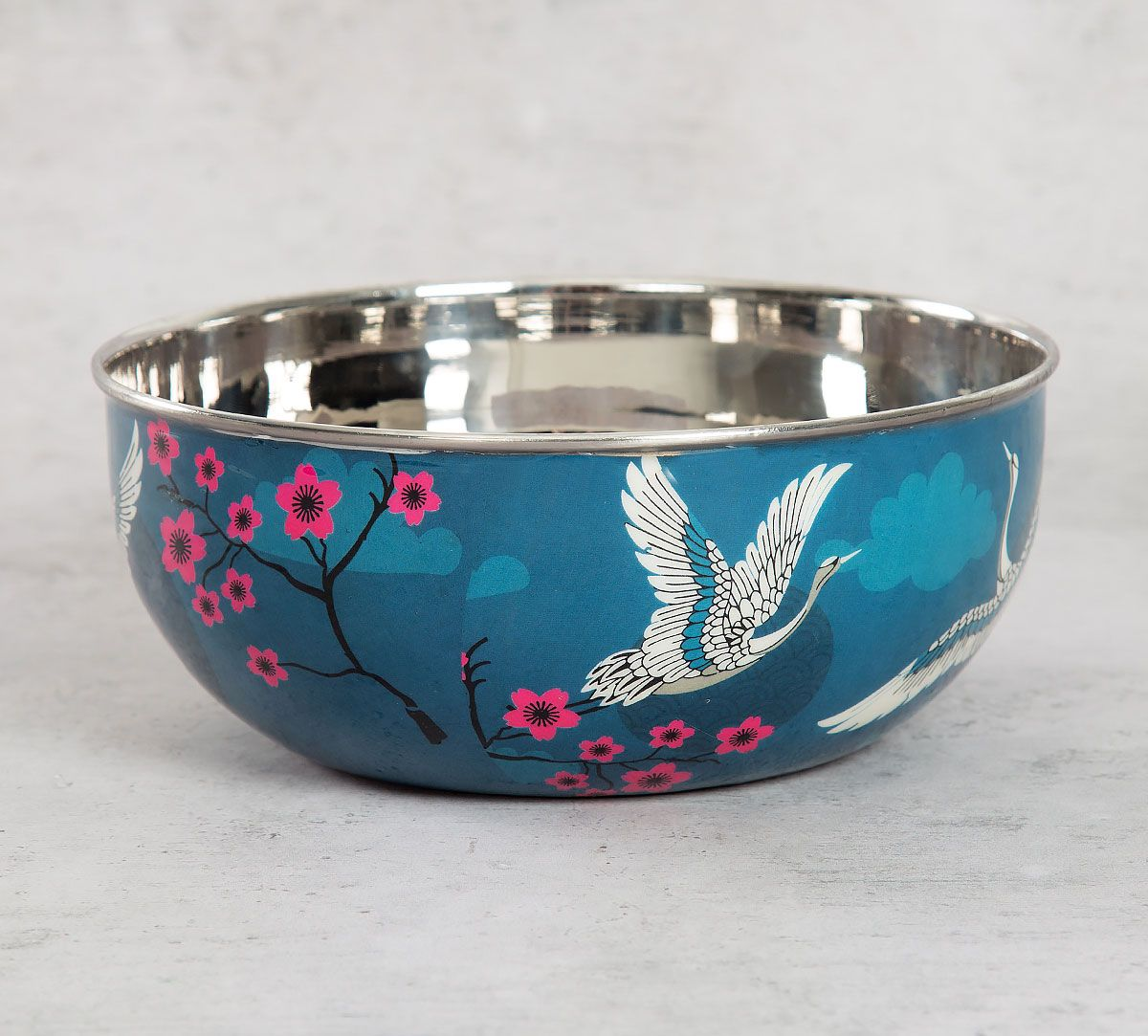 India Circus Aerial Moments Serving Bowl
