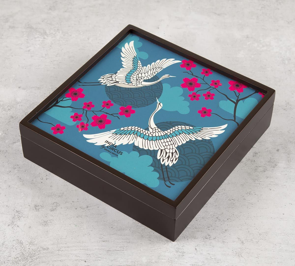 India Circus Aerial Moments Storage Box