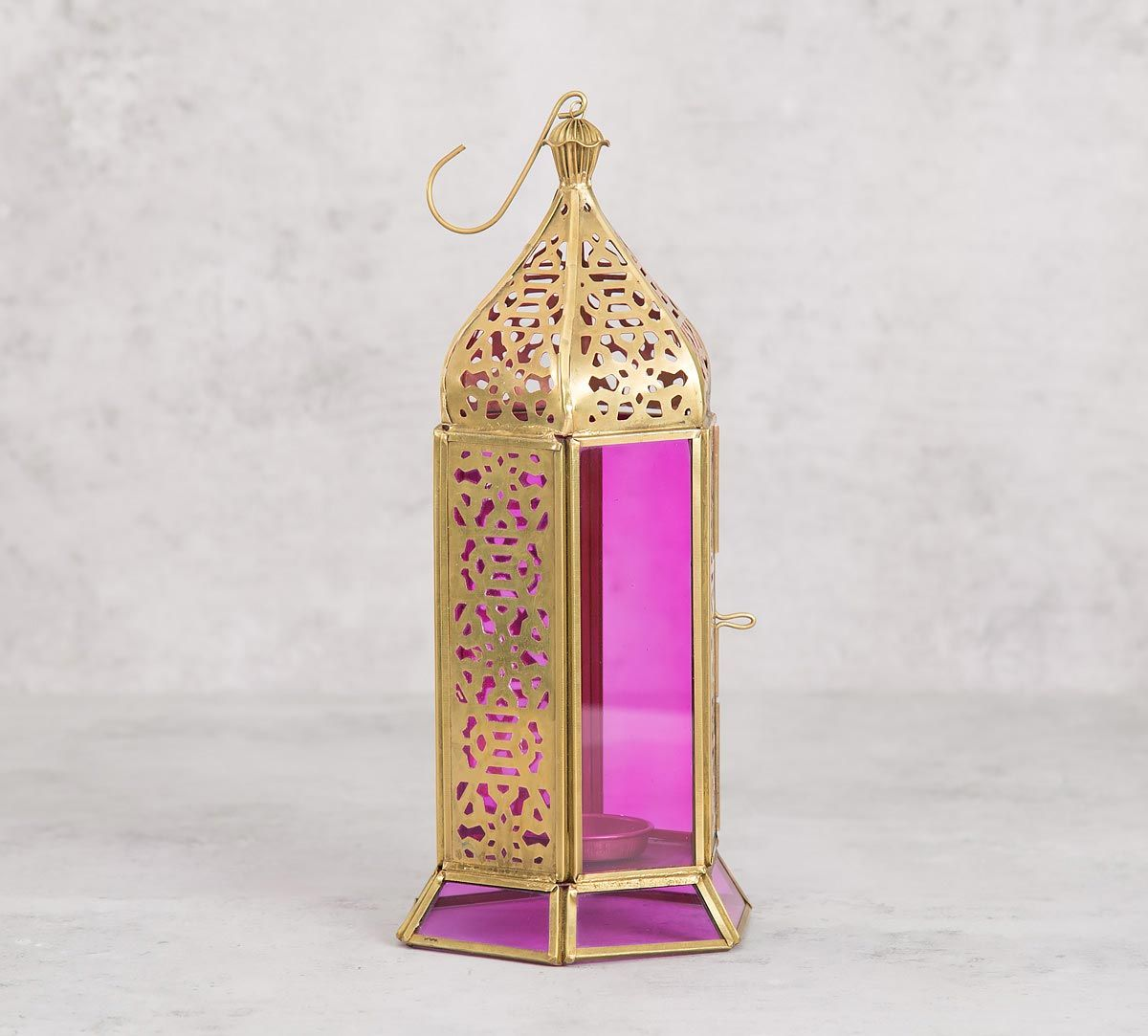 India Circus Baroque Style Candle Lantern